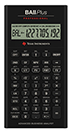 Texas Instruments BA II Plus (both versions), including the BA II Plus Professional