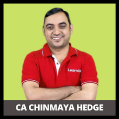 IND AS 115 (Revenue from Contracts with Customers), CA Chinmaya Hedge