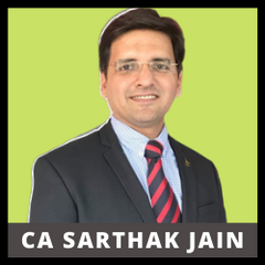 IND AS 1 (Presentation of Financial Statements), CA Sarthak Jain