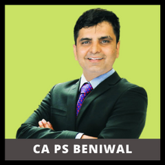 CA PS Beniwal, IND AS 36 (Impairment of Assets)
