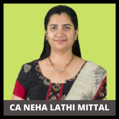 IND AS 20, CA Neha Lathi Mittal
