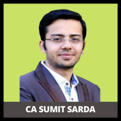 CA Sumit Sarda, IND AS 40 (Investment Property)