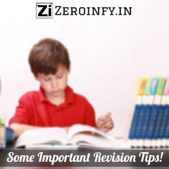 Revision Tips for JEE Exams