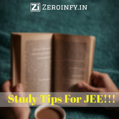 Simple Study Techniques for IIT JEE Preparation