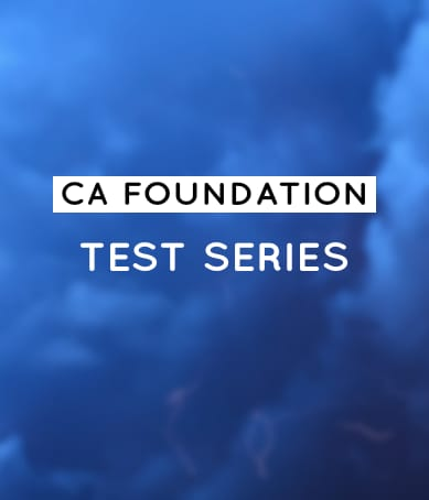 CA Foundation Test Series by Zeroinfy - Zeroinfy