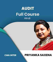 CMA Inter Audit Full Course By Priyanka Saxena (New) - Zeroinfy