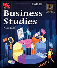 Business Studies Class 12 By Poonam Gandhi For 2021 Exam