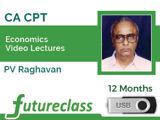 General Economics by PV Raghavan(DVD)