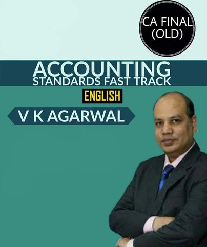CA Final (Old) Accounting Standards Fast Track Videos By Vinod Kr. Agarwal - zeroinfy