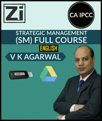 CA IPCC Strategic Management (SM) Full Course Videos By Vinod Kr. Agarwal - Zeroinfy