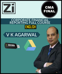 CMA Final Corporate Financial Reporting Full Course Videos By Vinod Kr. Agarwal - Zeroinfy