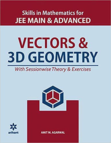 Skills in Mathematics- Vectors and 3D Geometry for JEE Main and Advanced 2020 by Amit M Agarwal - Zeroinfy