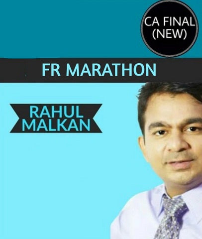 CA Final FR Marathon by Rahul Malkan (New) - Zeroinfy