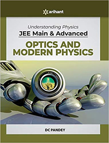 Understanding Physics (Optics and Modern Physics) By D.C Pandey - Zeroinfy