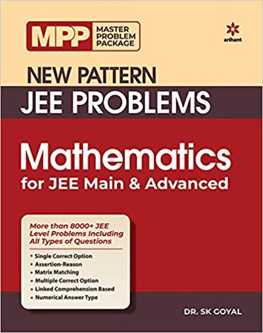Practice Book Mathematics For Jee Main and Advanced 2020 by Dr. S.K Goyal - Zeroinfy