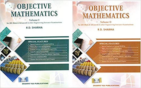 Objective Mathematics for JEE (Main & Advanced) & other Engineering Entrance Exams-R.D Sharma - Zeroinfy