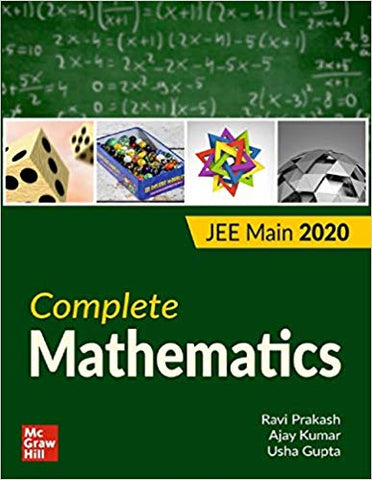 Complete Mathematics for JEE Main 2020 by Tata McGraw Hill (2019)