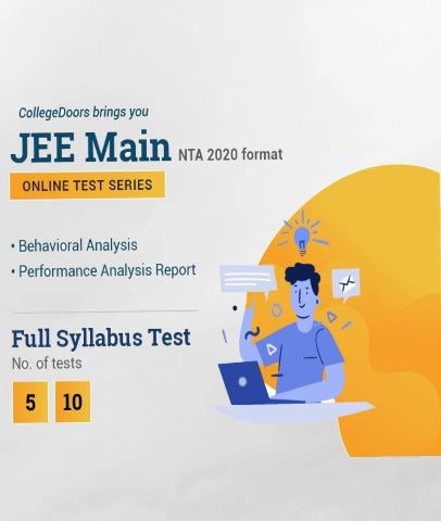 JEE Main 2020 Online Test Series - NTA 2020 Pattern by CollegeDoors - Zeroinfy