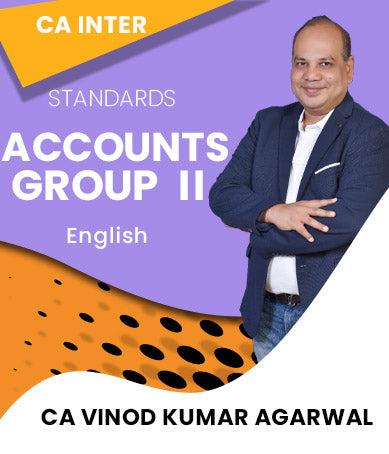 CA Intermediate Group 2 Accounting Standards Full Course Videos By Vinod Kr. Agarwal - Zeroinfy