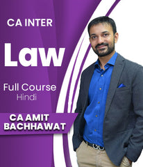 CA Inter Law Full Course By Amit Bachhawat