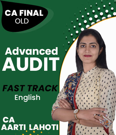 CA Final Advanced Auditing Marathon Revision By Aarti Lahoti (Old) - Zeroinfy