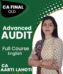 CA Final Audit Full Course By Aarti Lahoti (Old) - Zeroinfy