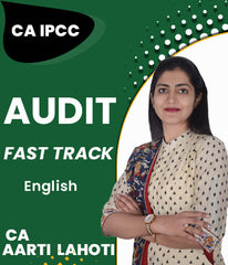 CA IPCC Auditing Fast Track Videos By Aarti Lahoti - Zeroinfy