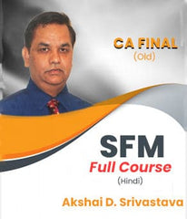 CA Final (Old) Strategic Financial Management (SFM) Full Course Videos By Akshai D. Srivastava - Zeroinfy
