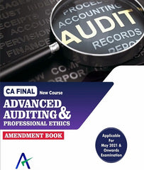 CA Final New Audit Amendment Notes By CA Aarti Lahoti - Zeroinfy