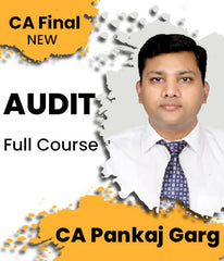 CA Final Audit Full Course By Pankaj Garg (New) - Zeroinfy
