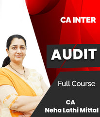 CA Intermediate Auditing And Assurance Full Course In Hindi By Neha Lathi Mittal
