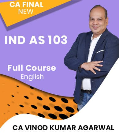 CA Final (New) Business Combination (Ind AS 103) Video Lectures by Vinod Kr. Agarwal - Zeroinfy