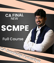 CA Final SCMPE (Costing) Full Course By Sankalp Kanstiya (New) - Zeroinfy