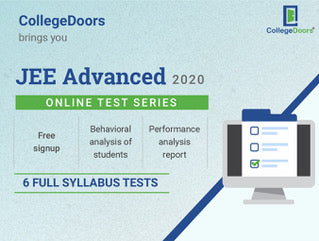 JEE Advanced 2020 Online Test Series by CollegeDoors