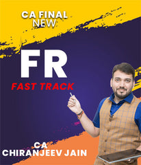 CA Final Financial Reporting Fast Track By CA Chiranjeev Jain (New) - Zeroinfy