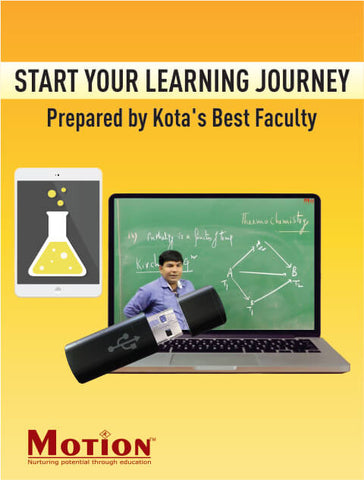 IIT JEE Main & Advanced Chemistry Regular Video Lectures By Motion Education