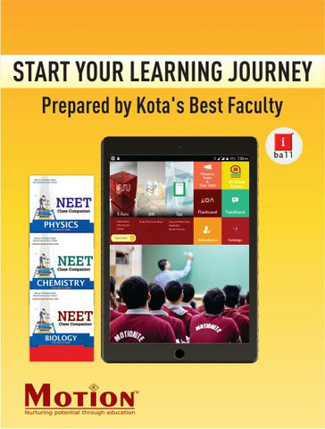 NEET Comprehensive ADLP Package Video Lectures Combo With EDU-TAB By Motion Education