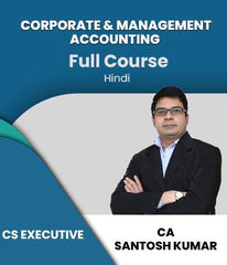 CS Executive (New) CMA Full Course Video Lecture By Santosh Kumar - Zeroinfy