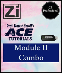 CS Professional Module II Combo Paper 4,5,6 By Ace Tutorials - Zeroinfy
