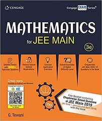 Mathematics for IIT JEE Main By G Tewani - Zeroinfy