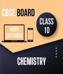 Class X CBSE Chemistry Full Course By Study At Home - Zeroinfy