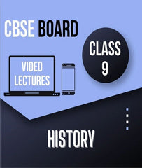 Class IX CBSE History Full Course By Study At Home - Zeroinfy