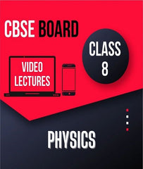 Class VIII CBSE Physics Full Course By Study At Home - Zeroinfy