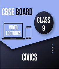 Class IX CBSE Civics Full Course By Study At Home - Zeroinfy