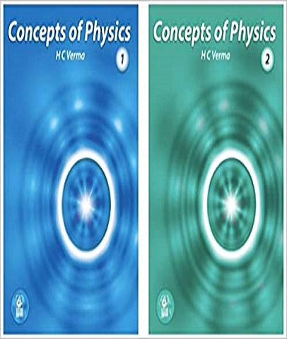 Concept of Physics Part 1 & 2 (2019-2020) by HC Verma - Zeroinfy