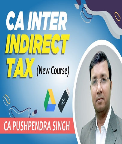 CA Inter GST Full Course By CA Pushpendra Singh - Zeroinfy