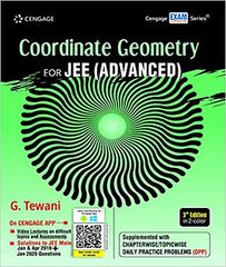 Coordinate Geometry for IIT JEE Advanced By G Tewani - Zeroinfy