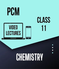 Class XI CBSE Chemistry (PCM) Full Course By Study At Home - Zeroinfy