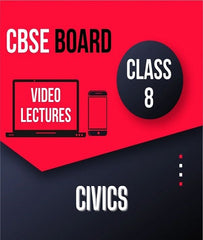 Class VIII CBSE Civics Full Course By Study At Home - Zeroinfy