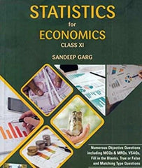 Statistics Of Economics For Class-11 (2020-2021) By Sandeep Garg - Zeroinfy